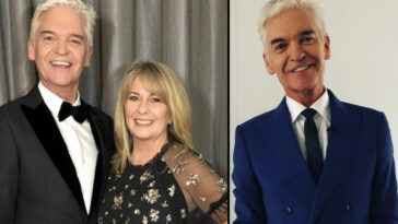 Phillip Schofield has announced he is gay in an emotional social media post.