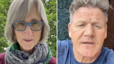Gordon Ramsay has recently poked fun at TikToker 'That Vegan Teacher' as she lectured him on his meat-eating ways.