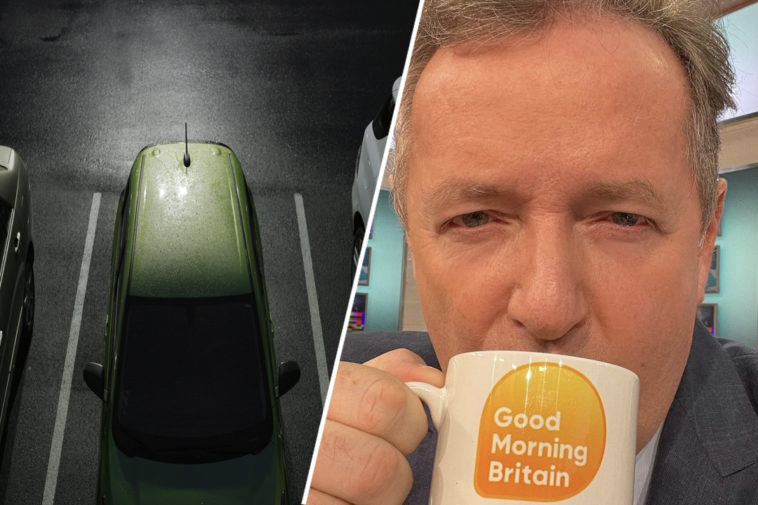 Piers Morgan has slammed the 'shameful' NHS trusts who are charging staff £500 to park at the hospital.