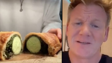 Watching Gordon Ramsay get really angry at vegan dishes on TikTok is one of life's sweet pleasures.