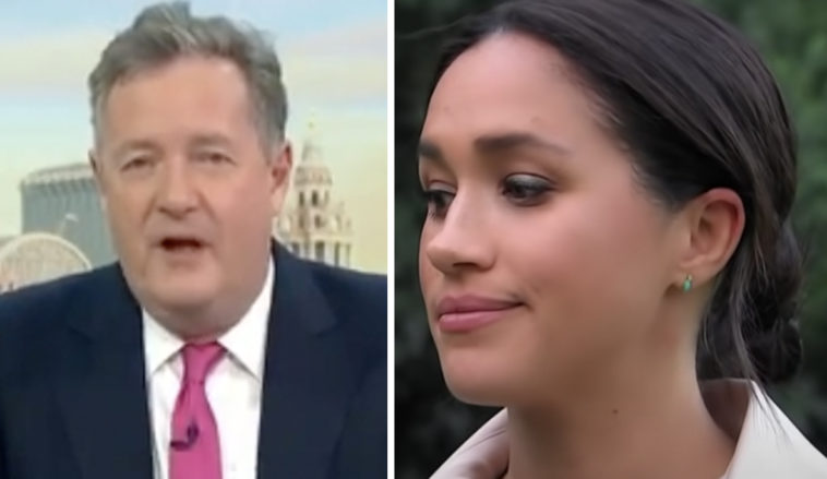 Good Morning Britain viewers are urging ITV to sack Piers Morgan over comments he has made about Meghan Markle.