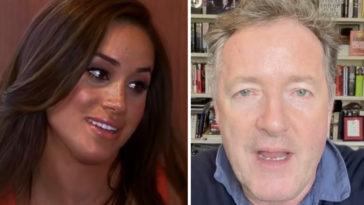 Piers Morgan has labelled himself a 'victim of cancel culture' in a statement released days after he quit Good Morning Britainover comments he has made about Meghan Markle.