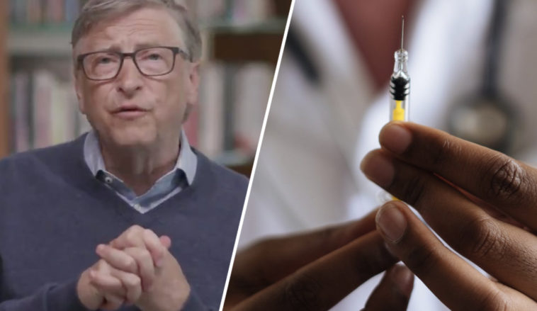 Bill Gates says the pandemic won't be over until 2022