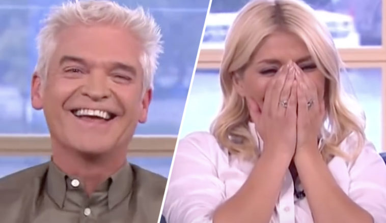 Holly Willoughby & Phillip Schofield