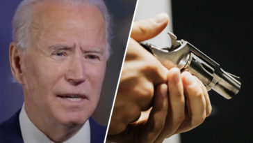 Joe Biden Action on Gun Control