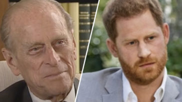 Prince Philip & Prince Harry