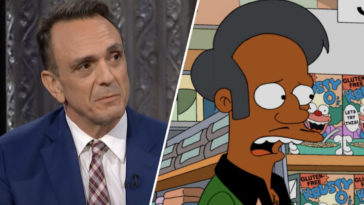 Why is Apu not on The Simpsons?