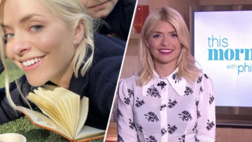 Holly Willoughby This Morning Presenter