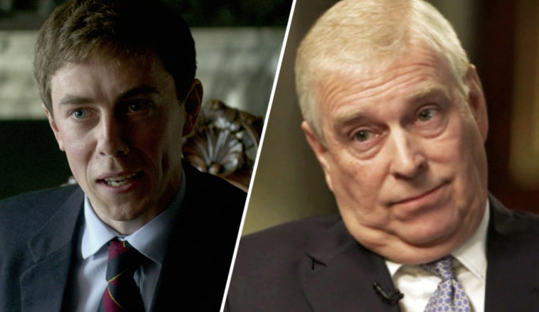 The Crown: Prince Andrew