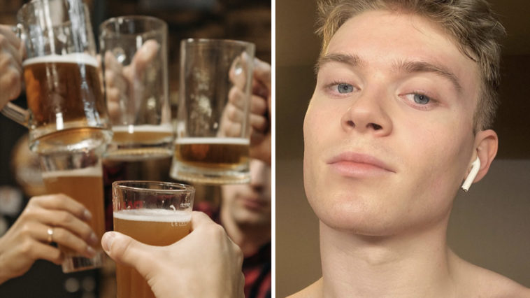 Influencer kicked out of Wetherspoon after asking followers to buy him drinks.
