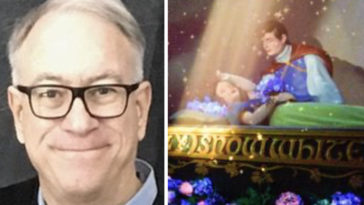 Disney's Snow White ride creator has responded to the criticism over the 'non-consensual' kiss.