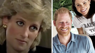 Prince Harry is 'demanding' that Meghan Meghan be at the Diana Ceremony or he won't be attending either.