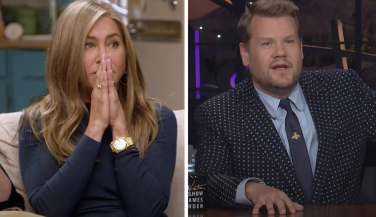 Friends fans are arguing that James Corden 'ruined' the reunion show.