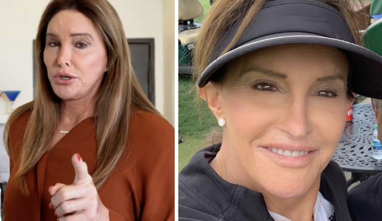 Caitlyn Jenner, who has recently come under fire for making 'transphobic' comments, says that 'some' trans girls should be allowed to play women's sports.