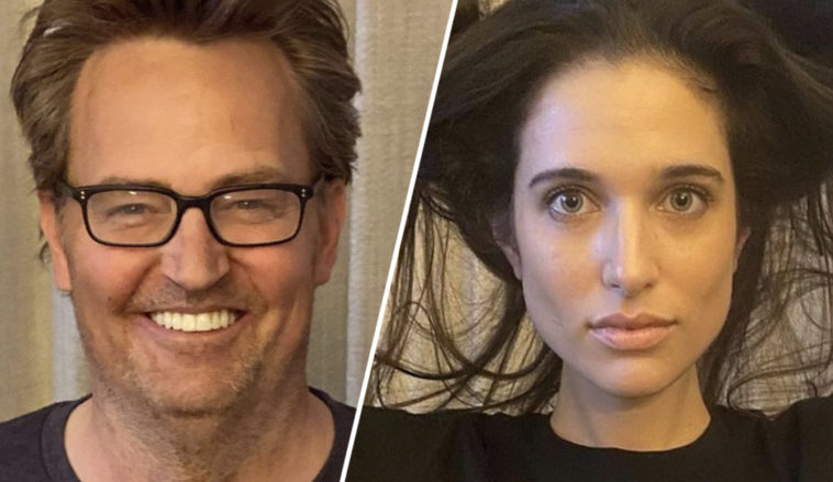 Matthew Perry has split from his fiancée, Molly Hurwitz, days after fans shared their concern over his 'slurred speech' during the Friends reunion.