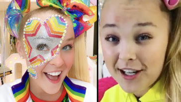 Jojo Siwa, who has recently confirmed she's a part of the LGBTQ+ community, wants the heterosexual kissing scene removed from her upcoming Christmas-themed movie.