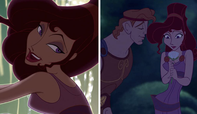 Disney fans have spotted an inappropriate scene in Hercules.