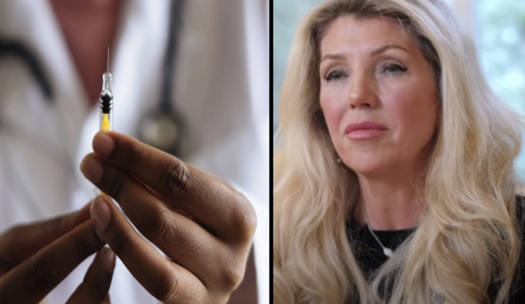 An anti-vax nurse who has spread false coronavirus theories and compared the NHS to Nazis has been struck off.