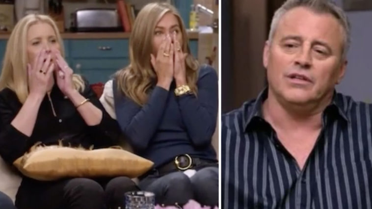 Lisa Kudrow has revealed that there was a special moment in the Friends reunion that fans have may missed.