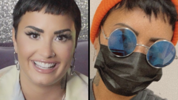 Demi Lovato has opened up about embracing their masculine side.