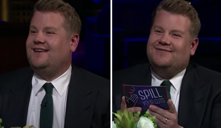 James Corden, who recently presented Friends: The Reunion, has been slammed for a 'racist' segment on The Late Late Show.