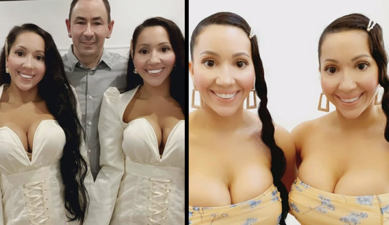 A set of identical twins is set to marry the same man after dating him for seven years.