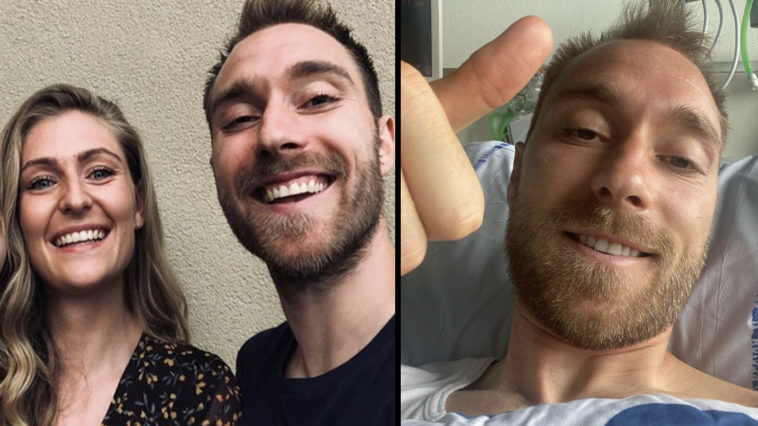 Christian Eriksen's first words after suffering from a cardiac arrest have been revealed by a doctor.