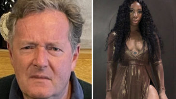 Piers Morgan, who quit Good Morning Britain over his controversial comments, has now dubbed Olympian Gwen Berry an 'attention-seeking brat'.