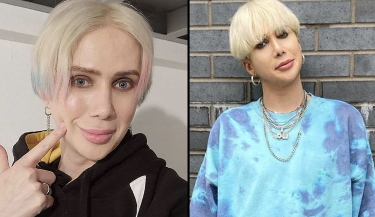 British influencer Oli London, who 'identifies as Korean,' has admitted that their family have stopped speaking to them after going public as 'transracial'.