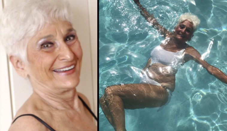 A cougar granny has revealed that she's on the hunt for a new toyboy after breaking up with her 39-year-old lover.