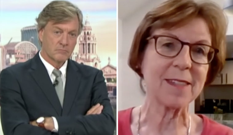 Good Morning Britain has been hit with Ofcom complaints about Richard Madeley's lockdown comments.