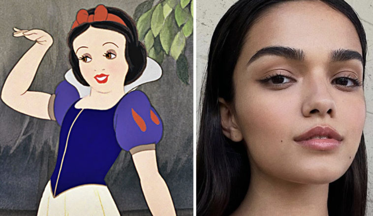 Latino actress Rachel Zegler has hit back at trolls after being cast as Snow White in Disney's live-action remake of the 1937 animation classic.