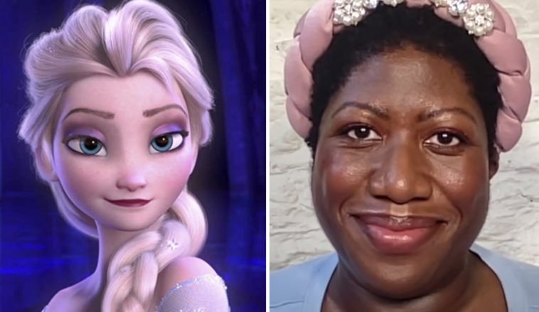 Disney princesses are bad role models, award-winning beauty journalist Atah Jewel has argued on an episode of Good Morning Britain.
