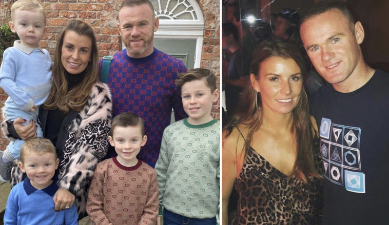 Wayne Rooney has apologised to his family over the leaked hotel photos that have been circulating online.