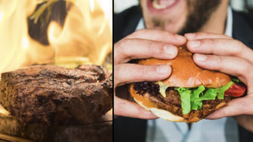 Most men would rather die than give up meat, a survey has revealed.