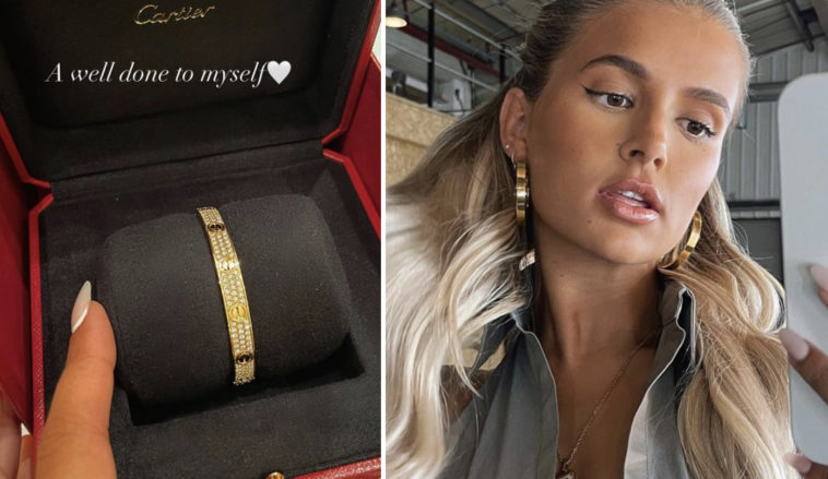 Molly-Mae Hague fans are reacting to the Love Island star spending £37,000 on a bracelet.