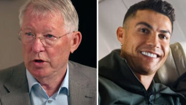 Sir Alex Ferguson has reportedly reached out to Cristiano Ronald about joining Manchester United.