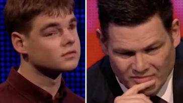 The Chase viewers have slammed the show for asking a blind contestant a question about the colour of a snooker ball.