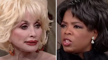 Dolly Parton fans have reportedly kicked off over a 'humiliating' Oprah Winfrey interview from a resurfaced clip.