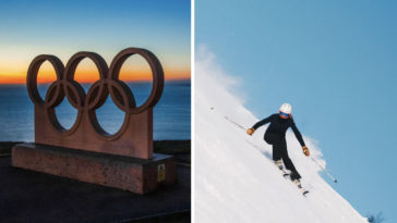 North Korea banned from Olympics.