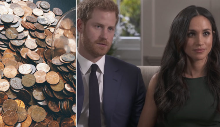 Prince Harry and Meghan Markle are reportedly shocked at what being 'financially independent' actually means for them.