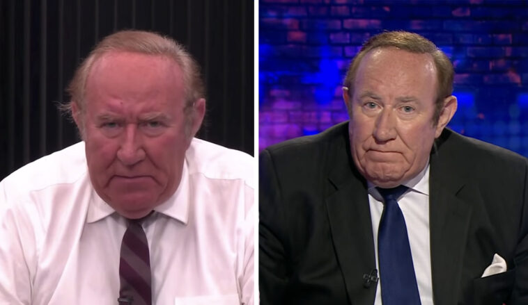 Andrew Neil has quit as Chairman and Lead Presenter of GB News.