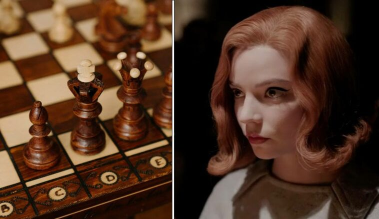 Netflix is being sued for $5million by a leading female chess champion over a 'sexist' line in The Queen's Gambit.