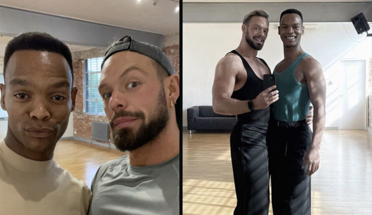 Strictly Come Dancing has returned with its first all-male pairing, but a small minority of viewers have said they won't be watching as a result.