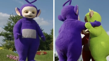 Teletubbies 'Tinky Winky' actor Dave Thompson was reportedly sacked for 'misinterpreting the character to be gay' in 1997.