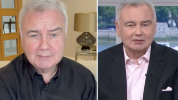 Eamonn Holmes reportedly fears that the 'woke' brigade will have him sacked from his presenting job on This Morning.
