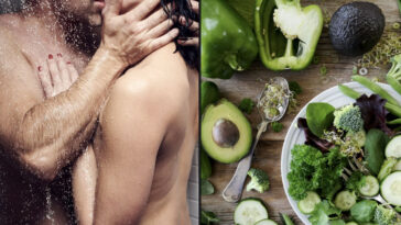A new survey has found that 84% of vegetarians have a better sex life than those who eat meat.