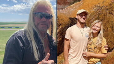 Dog the Bounty Hunter has joined the search for missing man Brian Laundrie.