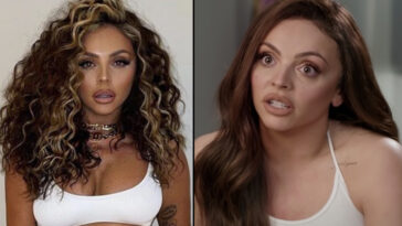Jesy Nelson has reportedly been accused of 'trying to look a black woman'.