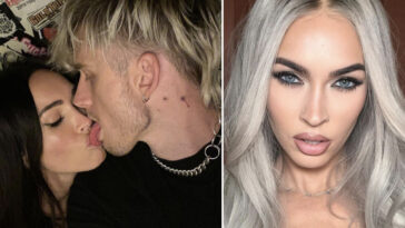 Megan Fox and Machine Gun Kelly have claimed that the first time they saw each other, they were lured by each other's 'spirit guides'.